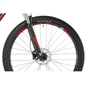 Mondraker Chrono Black/Light Blue/Flame Red